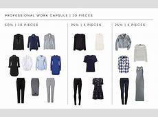 The Purpose of a Capsule Wardrobe