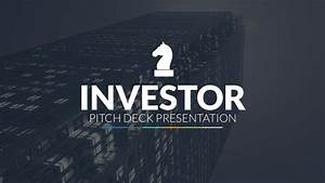 Investor Pitch Deck PowerPoint Template by LouisTwelve ...