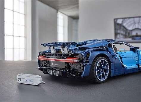 Just a car, like any other: El Bugatti Chiron de tus sueños cortesía de LEGO Technic ...