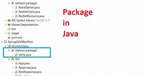 A Beginners Guide To Package In Java
