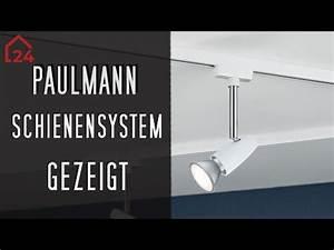 Paulmann U Rail : paulmann urail schienensystem barelli komplettset 4 x 50 ~ Watch28wear.com Haus und Dekorationen