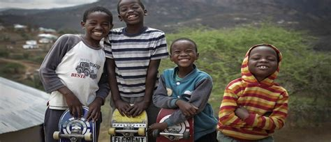 """""""valley Of A Thousand Hills"""" The Language Of Skateboarding In South Africa"""