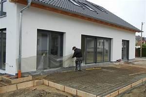 Terrasse Betonieren Dicke : terrasse betonieren swalif ~ Whattoseeinmadrid.com Haus und Dekorationen