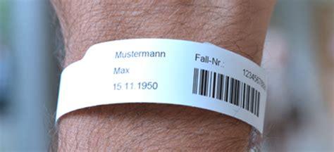 patientenarmband diakonie klinikum stuttgart