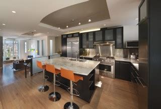 in kitchen light rossington architecture modern kitchen san francisco 4287