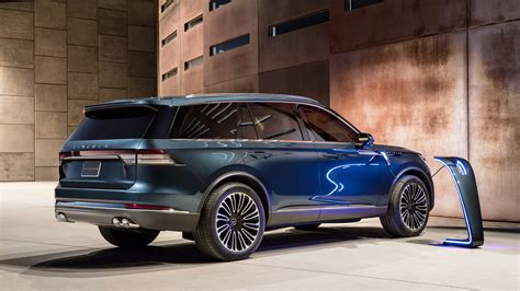 Suv Electric Car by Wallpaper Lincoln Aviator Suv 2019 Cars Electric Car