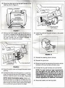 Need Fog Light Diagram - Honda-tech
