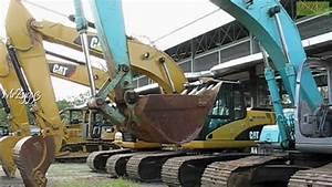 Kobelco Sk200 Excavator Hydraulic Pump In Trouble