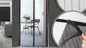 Moustiquaire Pour Fenêtre De Toit : moustiquaire rideau de porte sans per age aimant e ~ Dailycaller-alerts.com Idées de Décoration