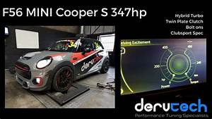 Mini F56 Tuning : 347hp f56 mini cooper s 2 0t by dervtech tuning youtube ~ Kayakingforconservation.com Haus und Dekorationen
