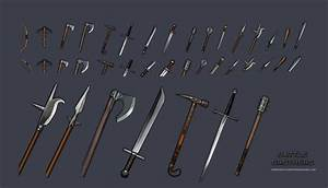 Melee Weapons | Battle Brothers Wiki | FANDOM powered by Wikia
