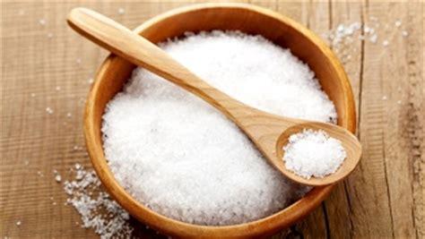 sel valeur nutritive bienfaits sant 233 et conservation