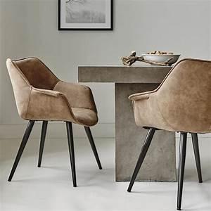 Fauteuil Salle A Manger : fauteuil salle a manger maison design ~ Teatrodelosmanantiales.com Idées de Décoration