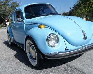 Sell New Vw Super Beetle  1600cc Engine  4 Speed  Chrome