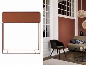 la deco couleur terracotta une tendance qui vient du sud With quelle couleur se marie avec le gris 3 couleur bordeau pour tous les styles