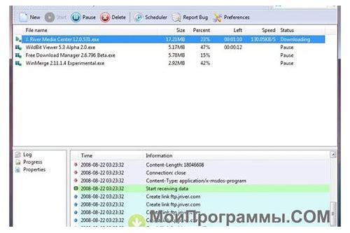 Internet download manager 6. 32 build 5 free download software.