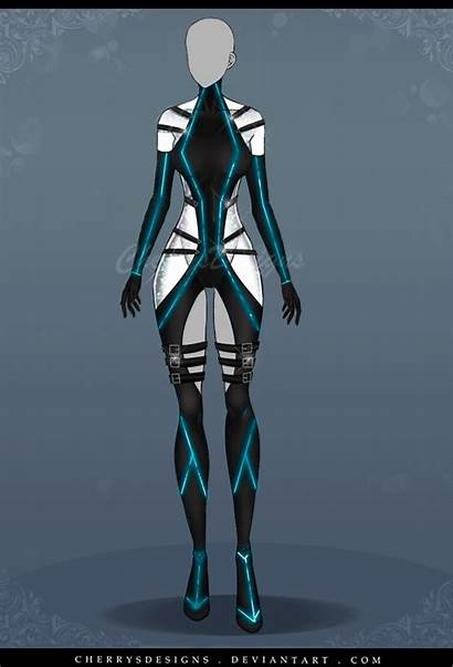 Outfit Cherrysdesigns Deviantart Auction Adopt Animated Anime