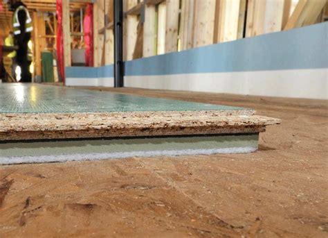 lutter contre les bruits d impact isolation acoustique plancher