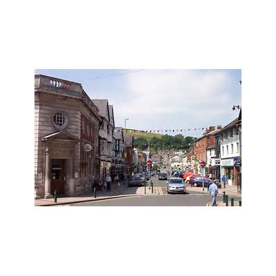 Newtown Powys - Wikipedia