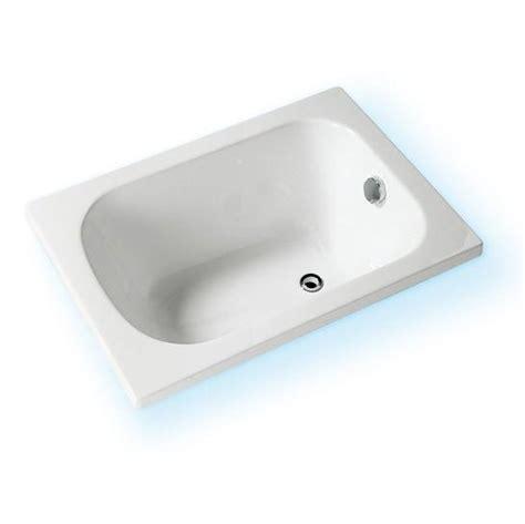 vasca da bagno mini vasca da bagno di piccola dimensione per bagni piccoli