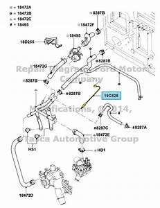 2002 Ford Ranger Temperature Sensor Location