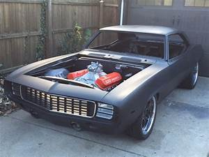 1969 Camaro Rs X