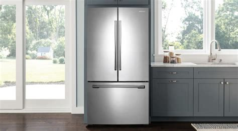 The Best French-door Refrigerators Under 00 Of 2018 Monogram Initial For Front Door How To Hang A French Blinds Doors Lowes Sliding Patio Hardware Who Opened The With Latchkey Samsung Refrigerator Philippines Counter Depth