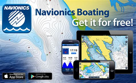 Boat Gps App Free by Navionics Boating App Turns Mobile Devices Into
