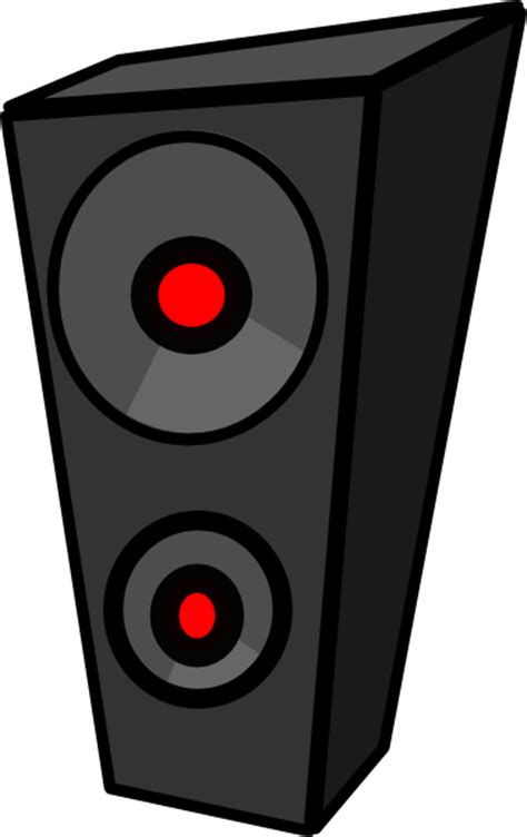 Speaker Clip At Clker Vector Clip Speaker Clipart Clipart Suggest