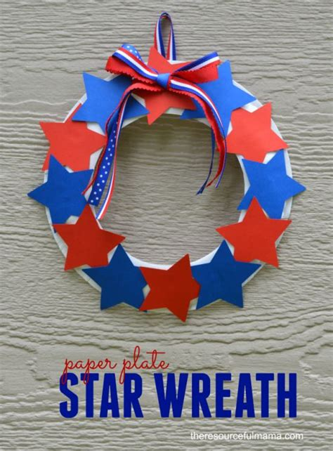independence day craft ideas  kids  girlshue