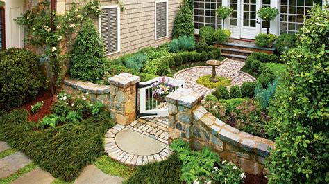 landscaping ideas southern living