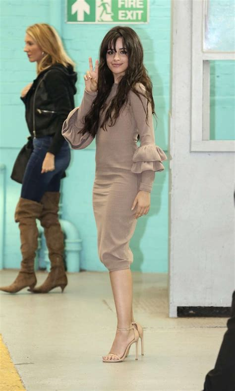 Camila Cabello Arrives At Itv Studios 23 Gotceleb