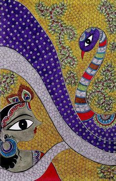 easy madhubani paintings  draw google search