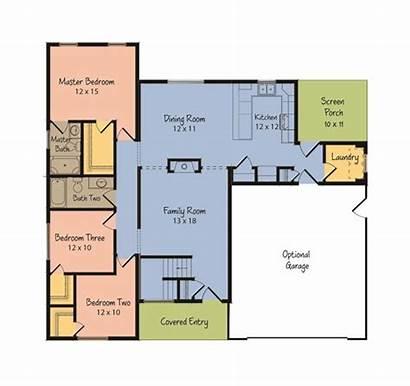 Owen Floor Custom Builders Terrace Wisconsin Plan