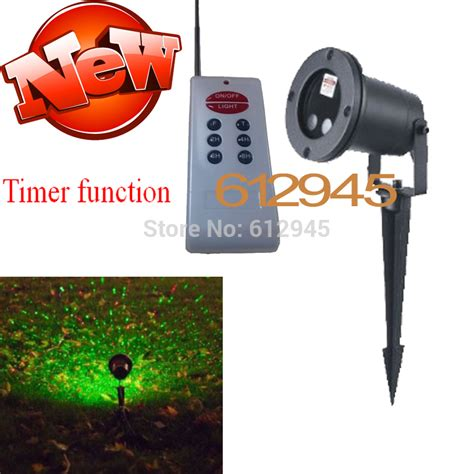 static flash outdoor waterproof remote laser