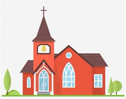 Church Cartoon Clipart Warehouse Chapel Inc Building