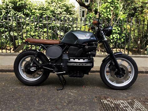 Modified Bmw K100 by Bmw K100 Cafe Racer Brat Custom Motorcycle Bmw K100 Lt