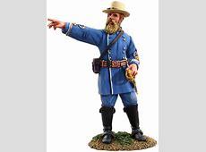 Confederate General John Bell Hood William Britain 31022
