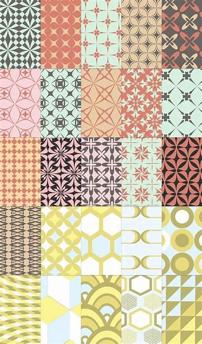 Patterns Retro Pattern Designs Graphic Web Texture