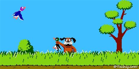 Duck Hunt Nes Nintendo Game