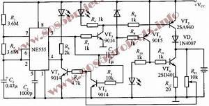Circuit   Image   Circuitage  Diagram For Walkman Battery