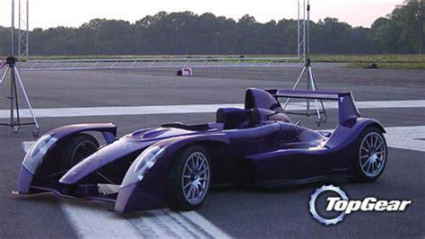 Purple Caparo T1 #topgear