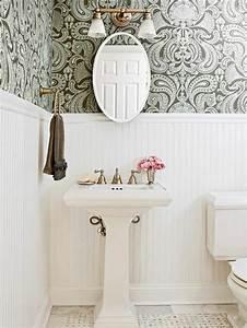 le lavabo colonne en 81 photos inspirantes With modele de maison en l 17 choisissez un joli lavabo retro pour votre salle de bain
