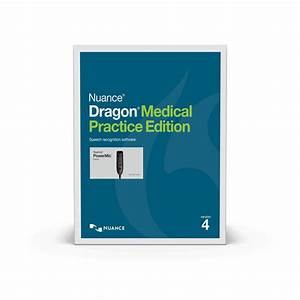Nuance Dragon Medical Practice Edition 4 Speech ...