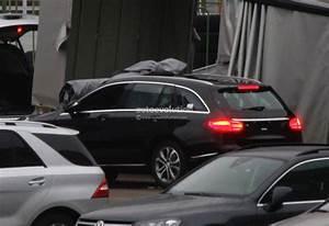 Mercedes Classe C Break 2014 : voici la mercedes classe c 2014 en berline break ~ Maxctalentgroup.com Avis de Voitures