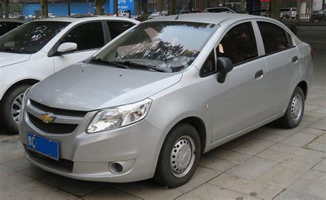 Chevrolet Car : Chevrolet Sail