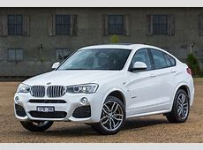 2016 BMW X4 xDrive35d Review CarAdvice