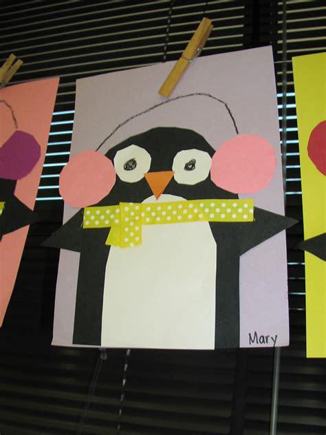 keen on kindergarten winter projects 168   Penguins3
