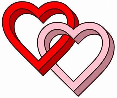 Hearts Svg Interlaced