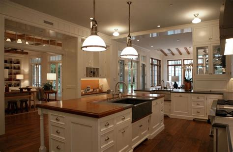 Kitchens House Plans With Large 2017 Also Wonderful Open
